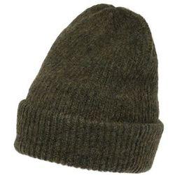 czapka 'ella' oliwkowy marki Pieces