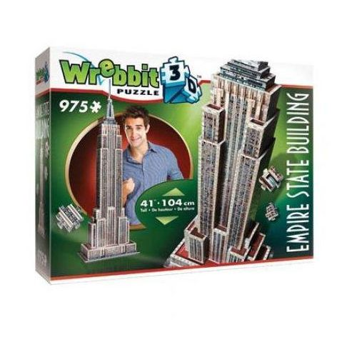 Tactic Puzzle 975 el. - empire state building (0665541020070)