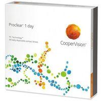 Proclear 1 day (90 soczewek) marki Coopervision