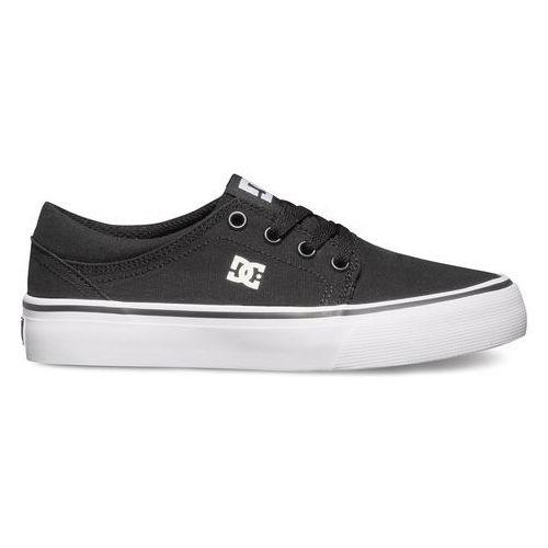 e8348a98a4760 DC DC tenisówki Trase Tx B Shoe Bkw Black/White 13.5 M (31)