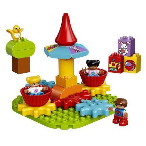 Duplo Moja Pierwsza Karuzela 10845 Lego Opinie Ceny