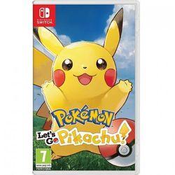 Pokemon: Let's Go Pikachu! Gra NINTENDO SWITCH DARMOWY TRANSPORT, NSS538