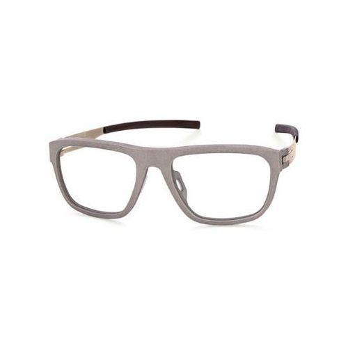 Okulary Korekcyjne Ic! Berlin P0009 Martin S. Cement Plotic