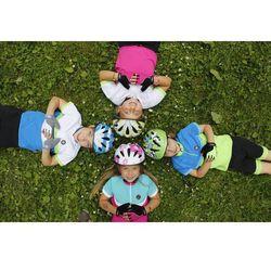 Etape koszulka na rower bambino blue/yellow fluo 152/158