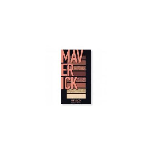 Revlon makeup Revlon colorstay look book, paleta cieni, 930 maverick, 3,4g - Super rabat