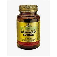 SOLGAR Izoflawony sojowe skoncentrowane, 30 tabletek