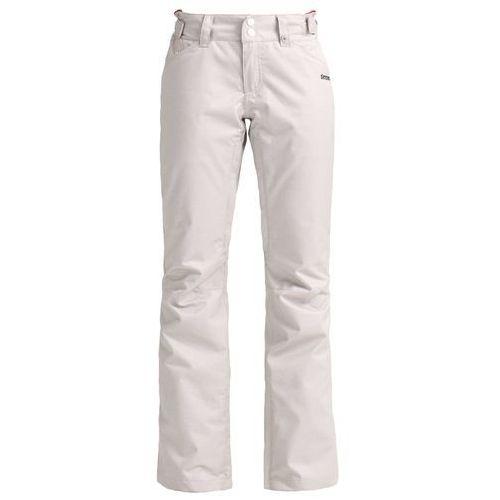 Zimtstern ZUNNY Spodnie narciarskie light grey twotone