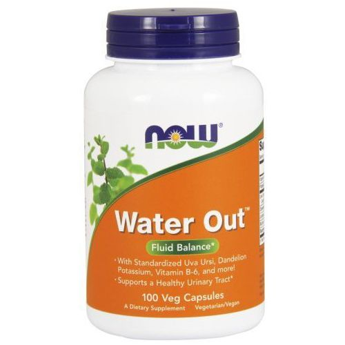 NOW FOODS Water-Out – 100 vegcaps