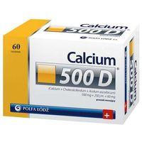 Proszek Calcium 500 D proszek musujący x 60 saszetek