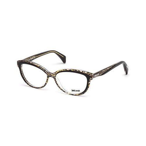 Just cavalli Okulary korekcyjne jc 0748 047