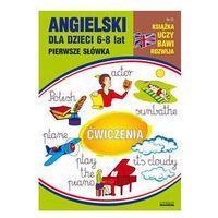 Angielski dla dzieci 6-8 lat Zeszyt 12 - Monika Ostrowska, Monika Ostrowska