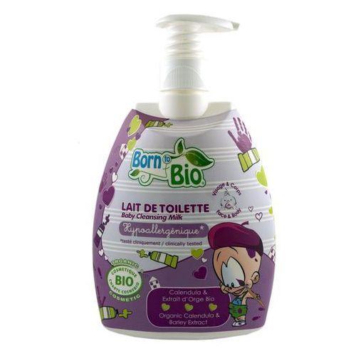 Łagodzące mleczko toaletowe dla niemowląt - 475ml - Born To Bio