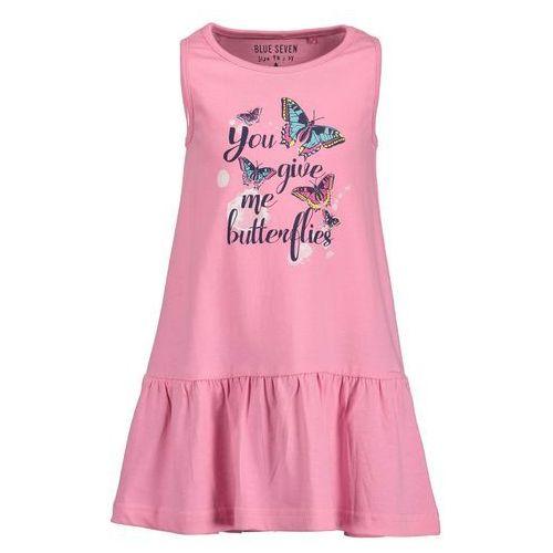 4002f749de Zobacz ofertę Blue seven sukienka dziewczęca bez rękawów 122 różowa