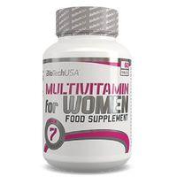 Bio Tech Multivitamin for women 60 tabs
