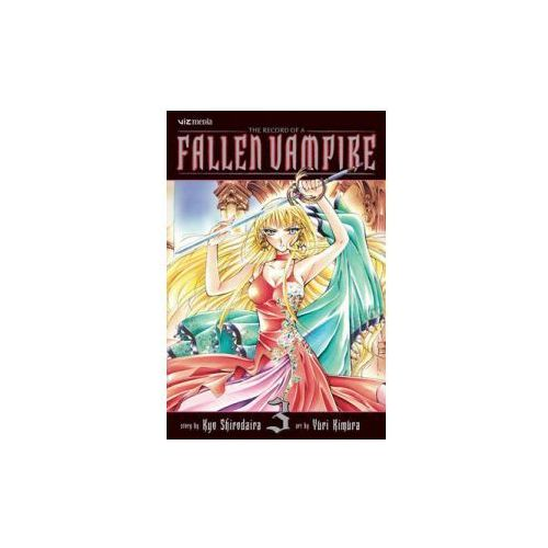 Record of a Fallen Vampire, Vol. 3