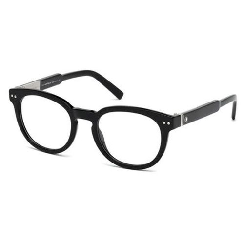 Okulary korekcyjne mb0619 001 Mont blanc