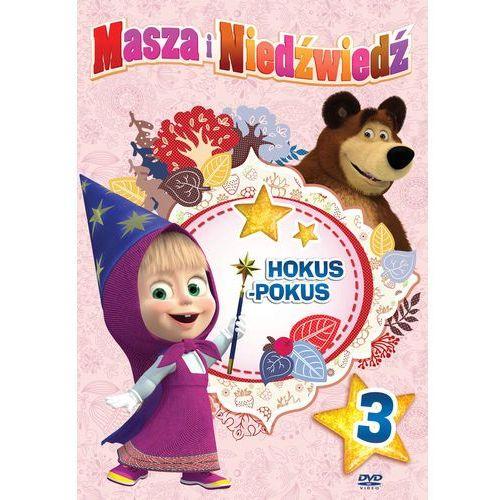 Animaccord Masza i niedźwiedź. część 3