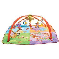 edukacyjny plac zabaw dla niemowlaka marki Tiny love