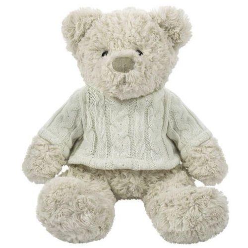 Charlie ecru w sweterku 26 cm, 12874 (6340851)