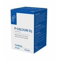 Proszek ForMeds F-CALCIUM D3 60 porcji, proszek