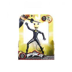 Cobi Miraculous /39730/ figurka funkcyjna 19 cm czarny kot