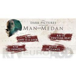 The Dark Pictures Anthology: Man Of Medan (PC) PL
