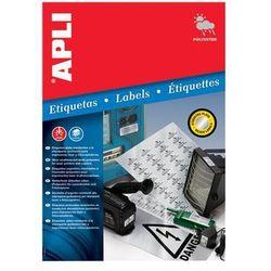 Etykiety biurowe  APLI alfaoffice