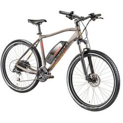 """Elektryczny rower górski Devron Riddle M1.7 27,5"""" - model 2018, Neonowy, 19,5"""""""