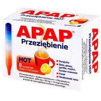 APAP Przeziębienie x 8 saszetek