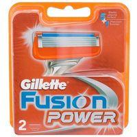 Gillette Fusion Power wkład do maszynki 2 szt dla mężczyzn