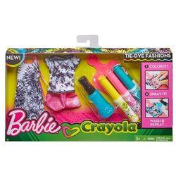 Barbie Crayola zrób to sam FPW13