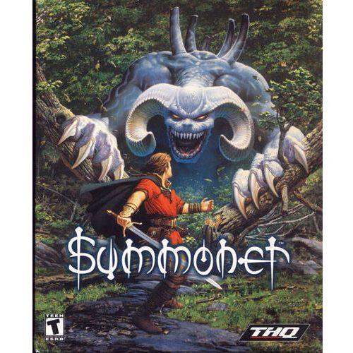 Summoner - k00318- zamów do 16:00, wysyłka kurierem tego samego dnia! marki Nordic games