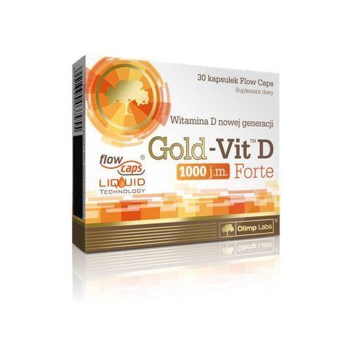 Olimp Gold-Vit D Forte 1000IU 30 kaps
