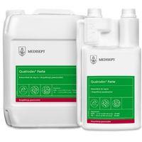 Quatrodes forte koncentrat dezynfekcyjny do sprzętu medycznego 1 litr marki Medisept
