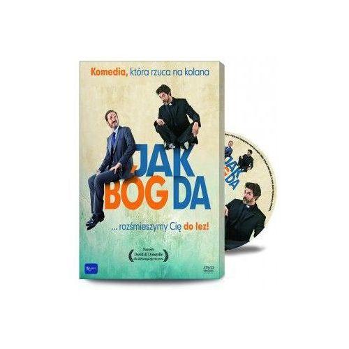 Praca zbiorowa Jak bóg da - film dvd