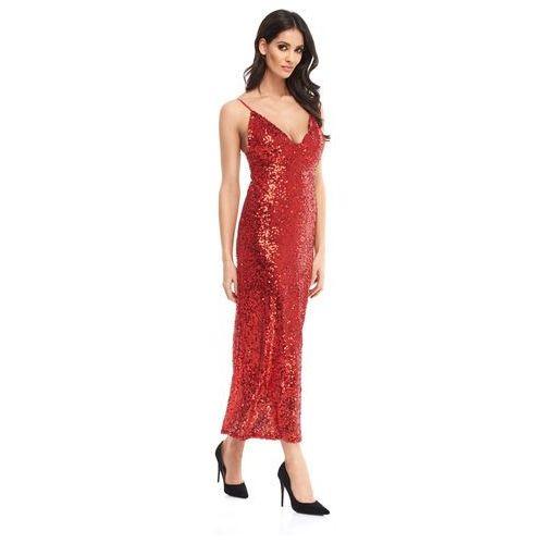 Sukienka Electra w kolorze czerwonym
