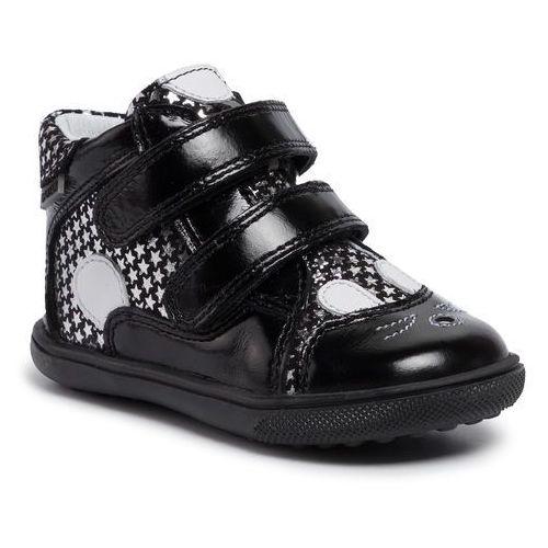 Sneakersy - w-11702-6/cid czarny marki Bartek