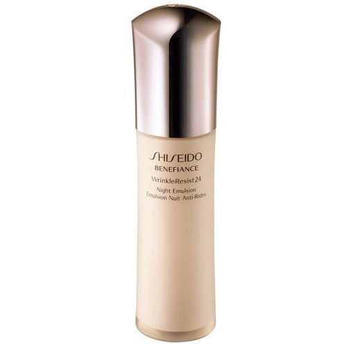 Shiseido krem na noc emulsja benefiance wrinkleresist 24 (noc emulsja) 75 ml