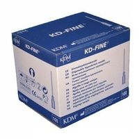 Kd Igły iniekcyjne medical - fine 1,1 mm x 40 mm, 100 szt.
