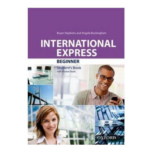 International Express Beginner SB OXFORD (9780194418287)