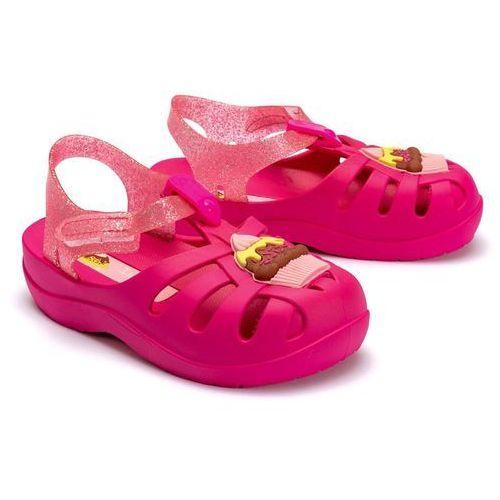 IPANEMA 82599 SUMMER V BABY 20051 pink, sandały dziecięce, rozmiary: 21-29 - Różowy, kolor różowy