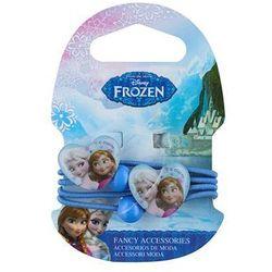 princess opaski do włosów w kształcie serca od producenta Frozen