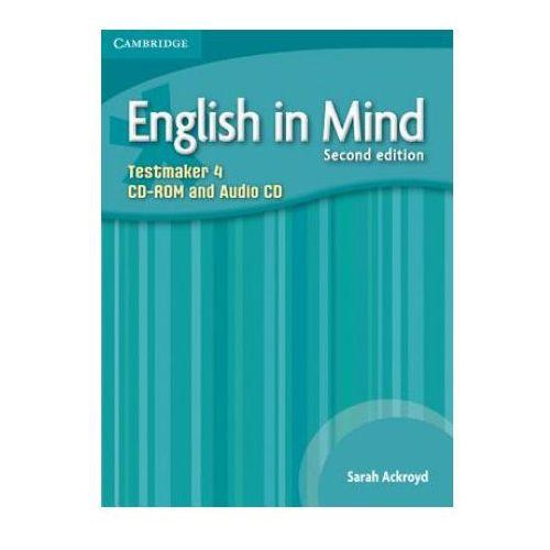 English in Mind 4. Testmaker CD, Sarah Ackroyd