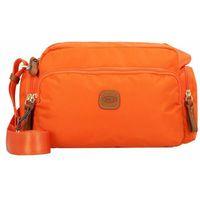 Bric's X-Bag Torebka na ramię 31 cm orange ZAPISZ SIĘ DO NASZEGO NEWSLETTERA, A OTRZYMASZ VOUCHER Z 15% ZNIŻKĄ