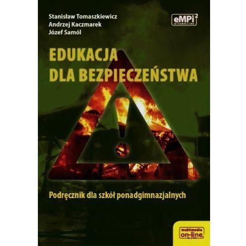 Edukacja dla bezpieczeństwa LO kl.1-3 podręcznik, eMPi2
