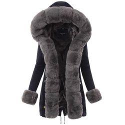 Damska kurtka zimowa, w 5 rozmiarach