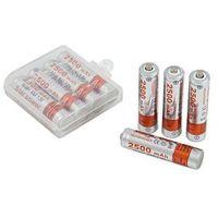 Starpower Akumulatorek aaa (mniejszy paluszek) o pojemności aż 2500mah!!
