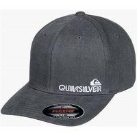 czapka z daszkiem QUIKSILVER - Sidestay Medium Grey Heather (KPVH) rozmiar: S/M