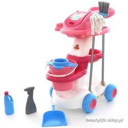 Zestawy do sprzątania  Wader Quality Toys