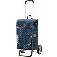 Andersen Shopper Alu Star Shopper Tamo Wózek na zakupy 59 cm blau ZAPISZ SIĘ DO NASZEGO NEWSLETTERA, A OTRZYMASZ VOUCHER Z 15% ZNIŻKĄ